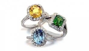coloured stones rings images Have you thought about coloured gemstone engagement rings groom jpg