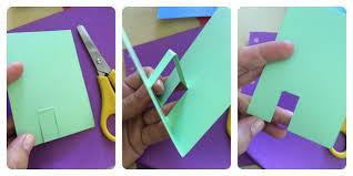 how to make a pop up christmas tree card educator101educator101