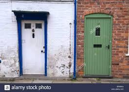 green front door feng shui paint colors for house doors stock