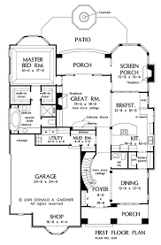 house plans with butlers pantry home plan the rutherford by donald a gardner architects