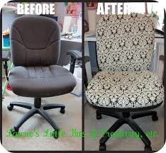 Cushions For Office Desk Chairs Best 25 Office Chair Redo Ideas On Pinterest Used Office Chairs