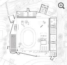 Preschool Floor Plans Floorplan Nursery In Japan By Takahashi Ippei Preschool