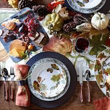 thanksgiving table ideas williams sonoma taste
