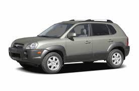 hyundai tucson 2006 tire size 2006 hyundai tucson overview cars com