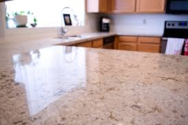 kitchen countertop busting quartz kitchen countertops quartz