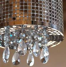 shade crystal chandelier great chandelier ceiling light lighting design house design