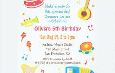 kids birthday party invitation template image collections