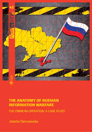 the anatomy of russian information warfare