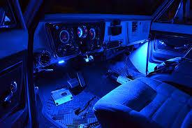 Car Led Interior Lights Flexible Led Accent Light Module 25 Lumens Led Light Modules