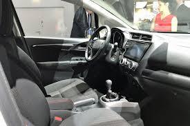 Honda Jazz Vs Honda Fit Jazzed Up New Sport Trim Adds Athleticism To The Honda Jazz