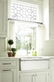 36 Kitchen Cabinet by Kitchen 36 Kitchen Window Curtain Ideas Brown Gloss Paint