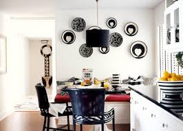 decorating ideas for kitchen walls modern kitchen wall decor trendyoutlook new regarding 29