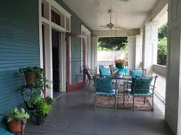 Second Floor Patio by Vacation Home Historic Holle House Second Floor Space Sleeps Six