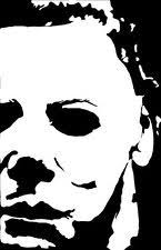 amazon com michael myers creepy full face 6