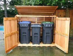 astonishing garbage pail storage sheds 40 on 10x12 storage shed