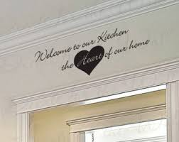 View Kitchen By DecalsForTheWall On Etsy - Family room wall quotes