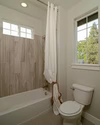 wood tile bathroom realie org wood tile bathroom shower coastal guest bathroom with wood look