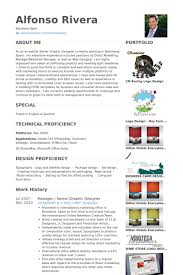 Graphics Design Resume Sample by Senior Graphic Designer Resume Samples Visualcv Resume Samples