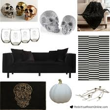 halloween home decor items you can use in your room all year long