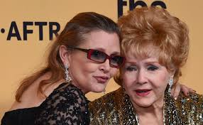Debbie Reynolds by How Debbie Reynolds Became Carrie Fisher U0027s Perfect Jewish Mother