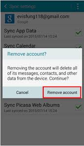 delete account android how to remove my gmail account from a device quora