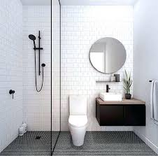 tile design for bathroom a major renovation for a house on a narrow lot bathroom design