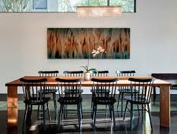 wohnideen minimalistischem weihnachtsdeko esszimmer einrichtung kunst minimalismus möbelideen