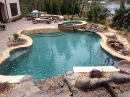 how long does it take to build a swimming pool charlotte pool builder