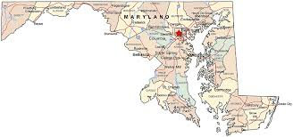 map of maryland printable map of maryland printable maps printable travel maps of