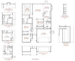 ellington floor plan hawthorne at ellington village westport homes