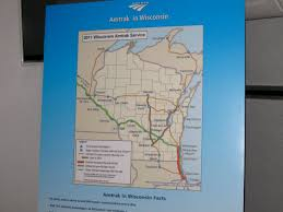 Amtrak Interactive Map by Amtrak 40th Anniversary