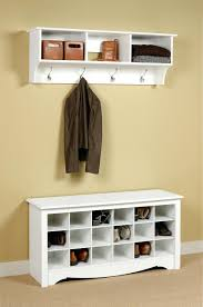 hall tree narrow coat rack bench with shoe storage entryway hall tree plans