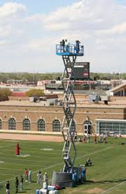Scissor Lift Hunting Blind Notre Dame U0027s Fatal Scissor Lift Accident Shakes Collegiate Sports