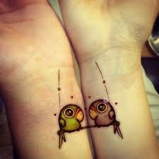 23 best cute best friend tattoo ideas images on pinterest
