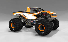 how many monster trucks are there in monster jam beta revamped crd monster truck beamng