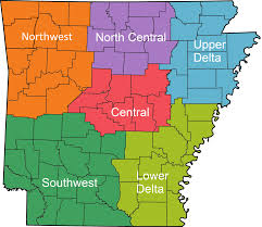 list of school districts in arkansas