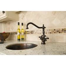 kohler rubbed bronze kitchen faucet impressive rubbed bronze kitchen faucet and kohler vinnata