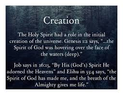 inspirational the work of the holy spirit today