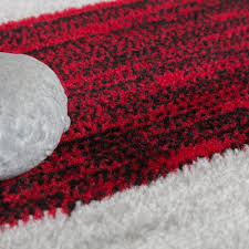Wohnzimmer Design Rot Designer Teppich Floral Rot Design Teppiche