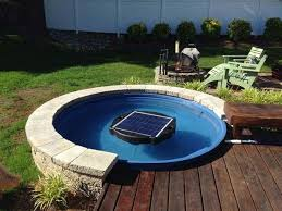 Pool In The Backyard by Diy Galvanized Stock Tank Pool To Beat The Summer Heat Simple