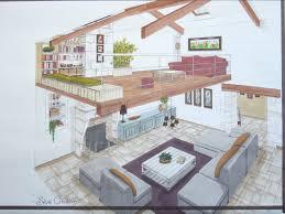 dessin en perspective d une chambre wonderful dessin d une chambre en perspective 11 s232ve