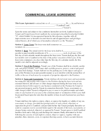 Commercial Lease Termination Agreement Commercial Lease Agreement Pdf Missouri Commercial Lease Agreement