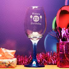 birthday wine happy birthday wine glass etchtalk com glass etching projects