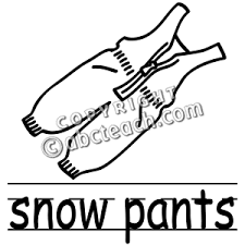 snow pants coloring pages coloring pages ideas