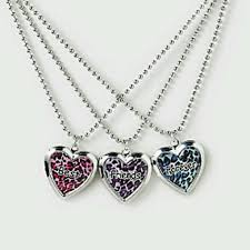 necklace best friends images Best friend necklace for 3 best friend necklaces 3 best friends jpg