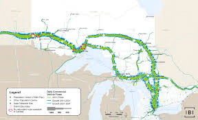 Truck Route Maps Discussion Paper Northern Ontario Multimodal Transportation Strategy