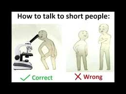 Short People Meme - the best how to talk to short people memes 2 youtube