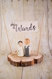 newlywed gift custom wedding cake toppers last name cake topper
