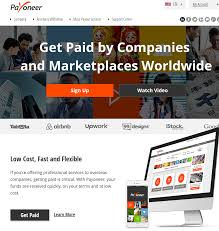 payoneer review global payments payout services u0026 online money