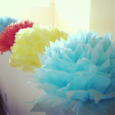 tissue paper flowers printable instructions tutorial how to make diy giant tissue paper flowers hello